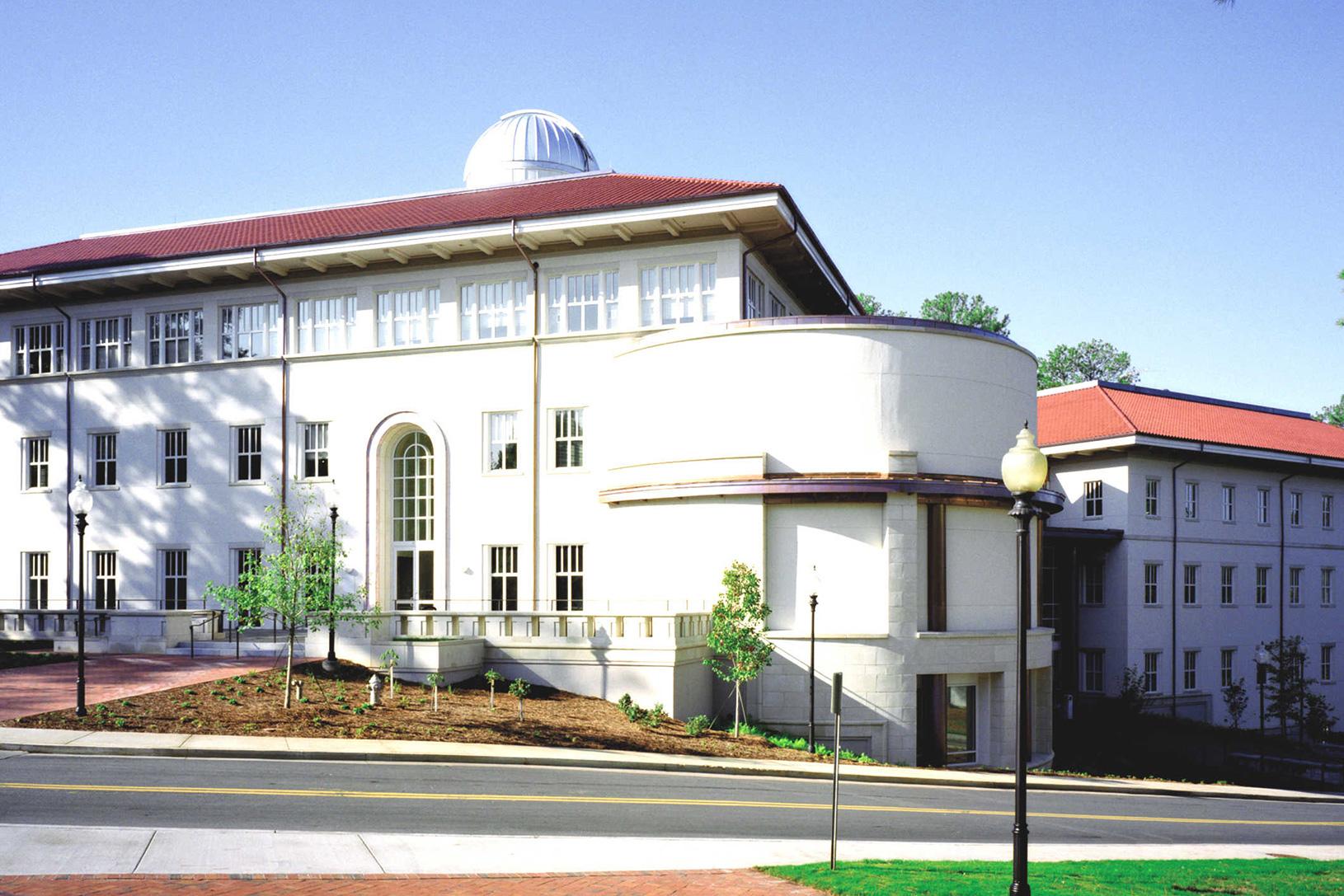 Math & Science Building, Atlanta campus