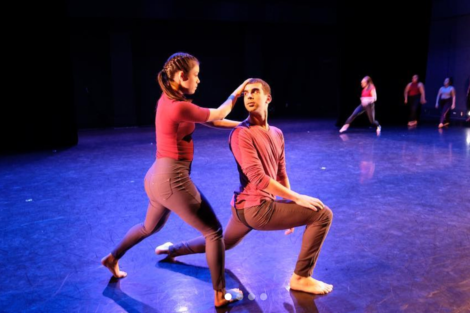 Dance and Movement Studies Research