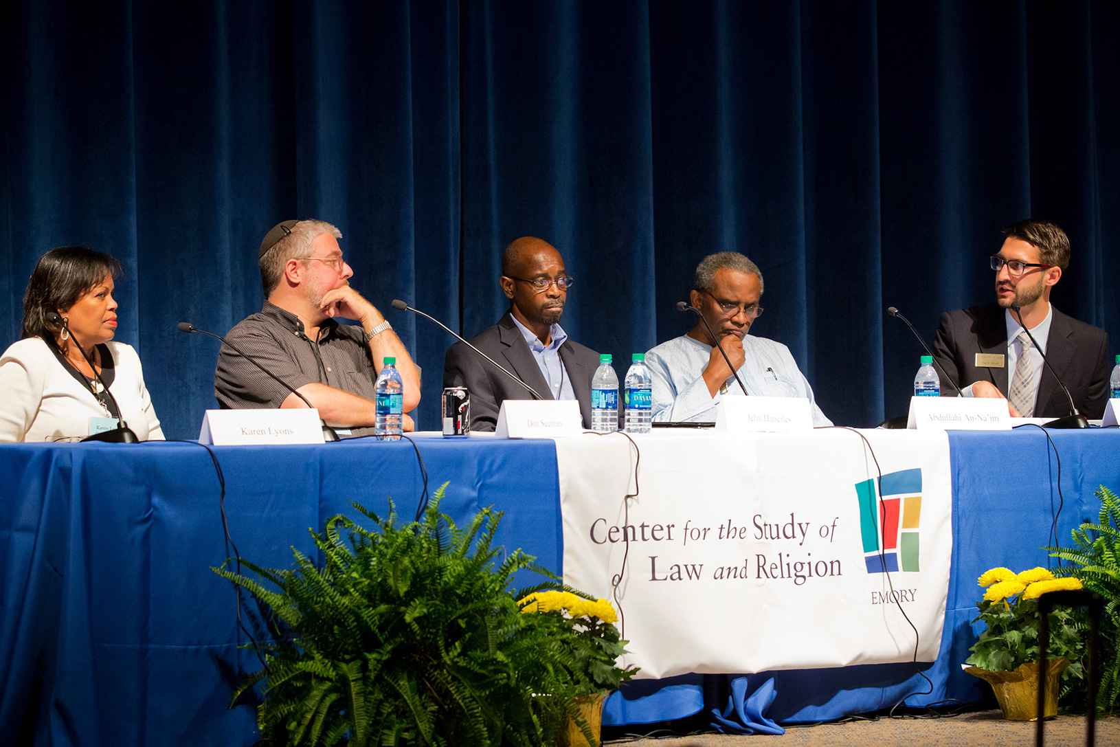 panel on law and religion