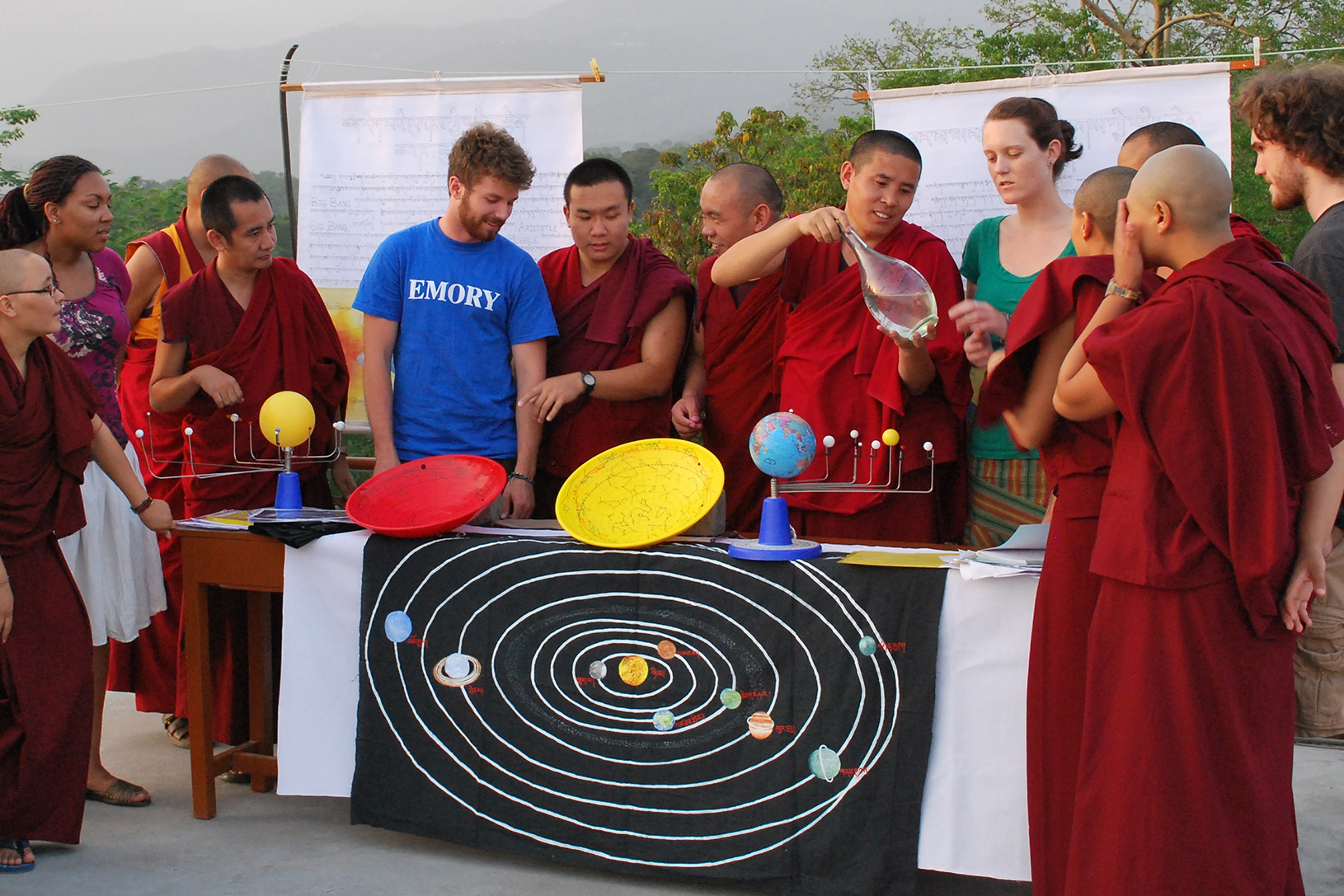 Emory-Tibet Science Initiative